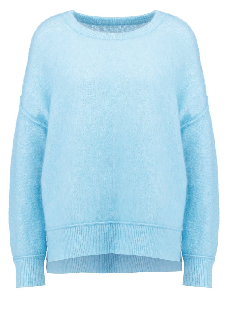 By Malene Birger BIAGIO Sweter light sky - Q56560065
