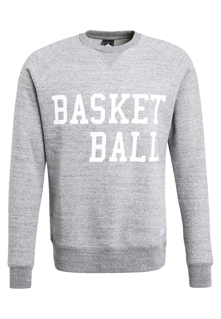 K1X BASKETBALL Bluza grey heather/white - 1171-2002