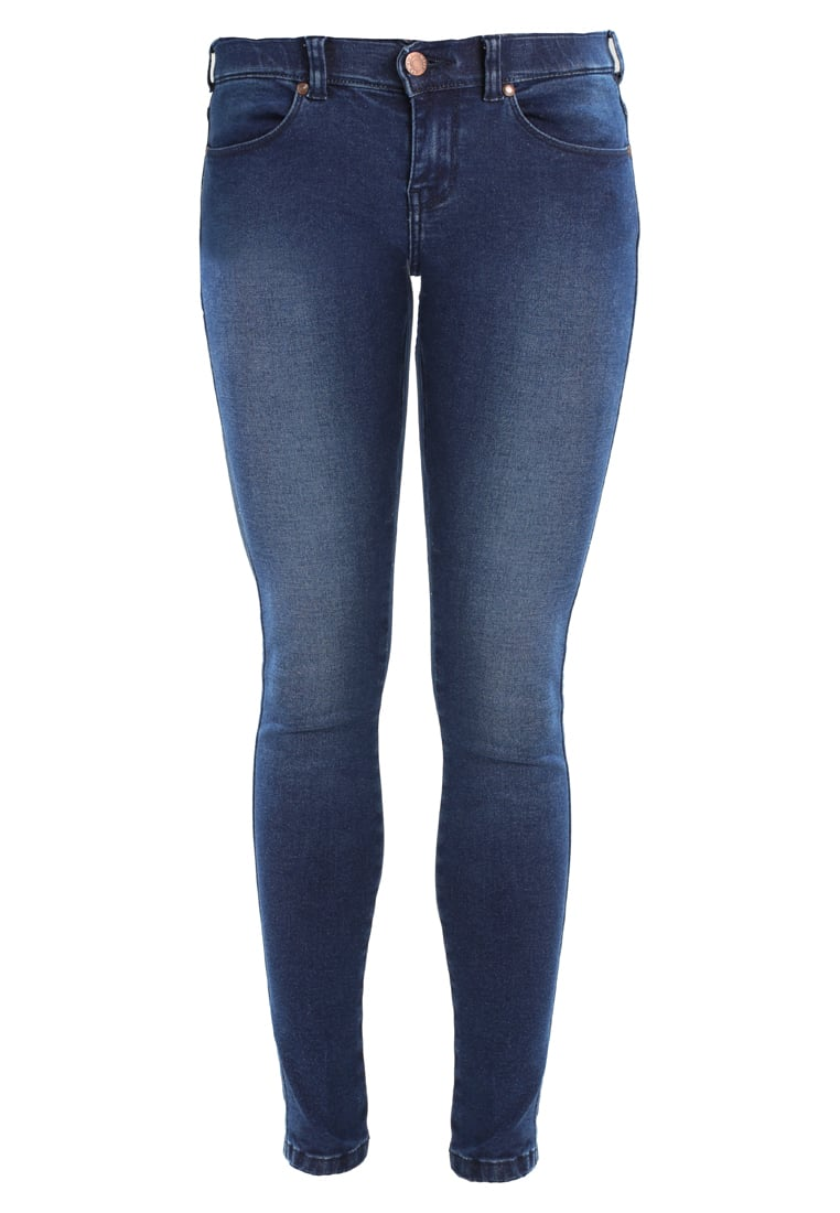 Dr.Denim Petite Jeans Skinny Fit blue used - Dixy