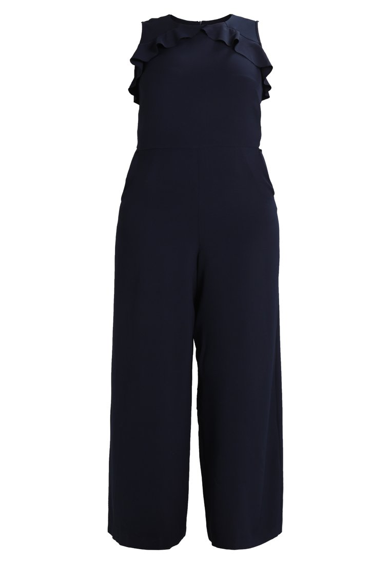 Second Script Curve COCO FRILL Kombinezon navy - SSAW17107