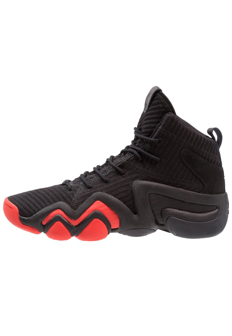 ed2bb479ae5e adidas Originals CRAZY 8 ADV CK Tenisówki i Trampki wysokie core  black hires red