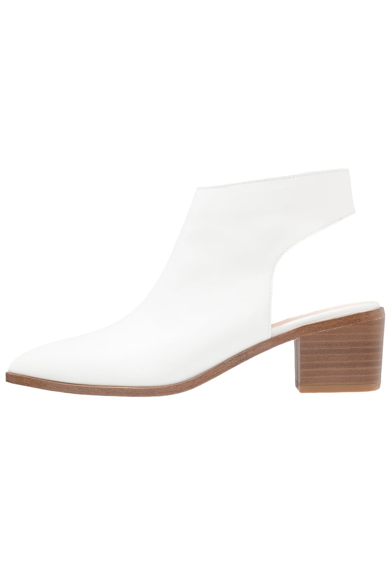 Office AGNES Ankle boot white - AGNES-27178