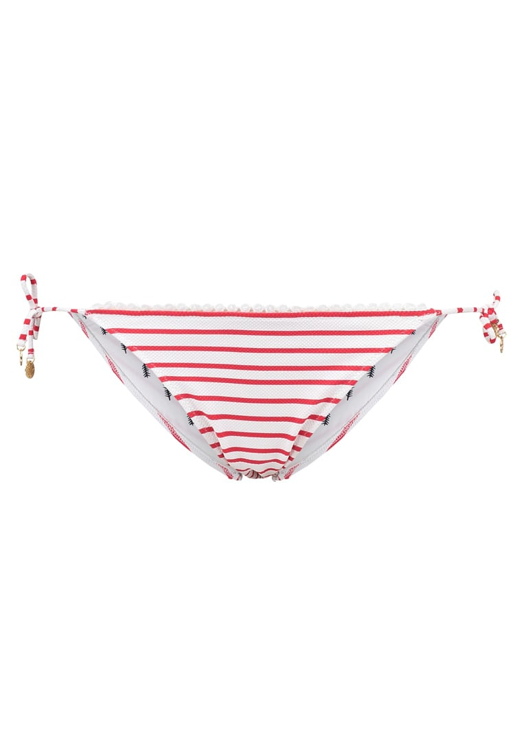 watercult Dół od bikini white/red - 253