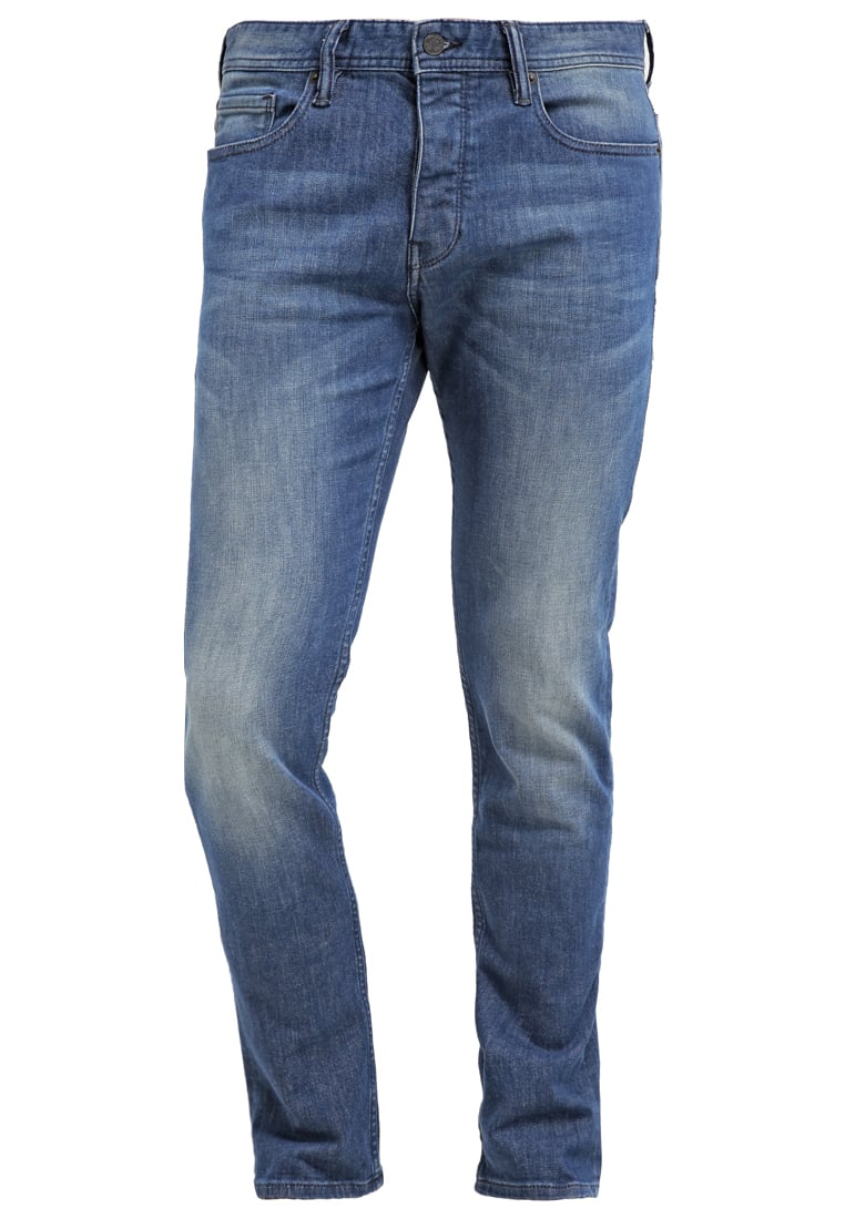 BOSS Orange ORANGE 90 Jeansy Relaxed fit bright blue - 50313919