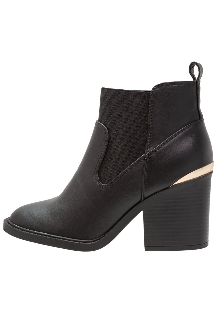 New Look Wide Fit WIDE FIT ALAANA Ankle boot black - 5516422
