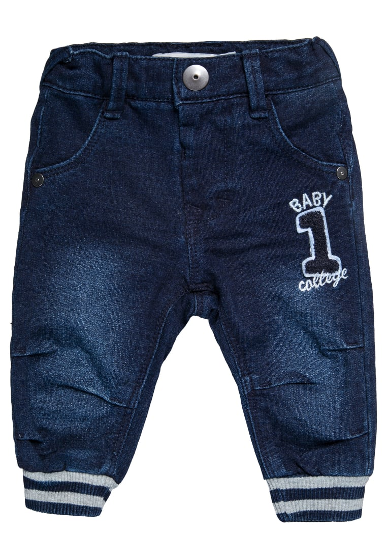 Name it NITBILAS Jeansy Relaxed fit dark blue denim - 13143461