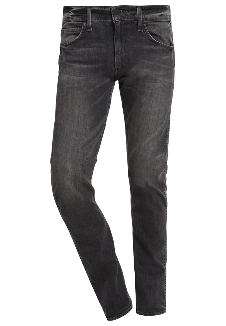 Levi's® Line 8 LINE 8 519™ EXT SKINNY Jeans Skinny Fit worn out black - 29924