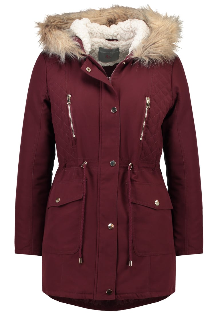 Dorothy Perkins Petite Parka red - 79930611