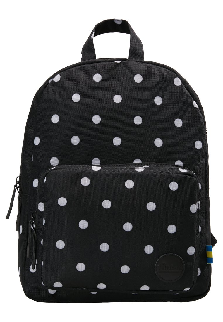 Enter GYM BACKPACK MINI Plecak black/white - S18LC1909_22