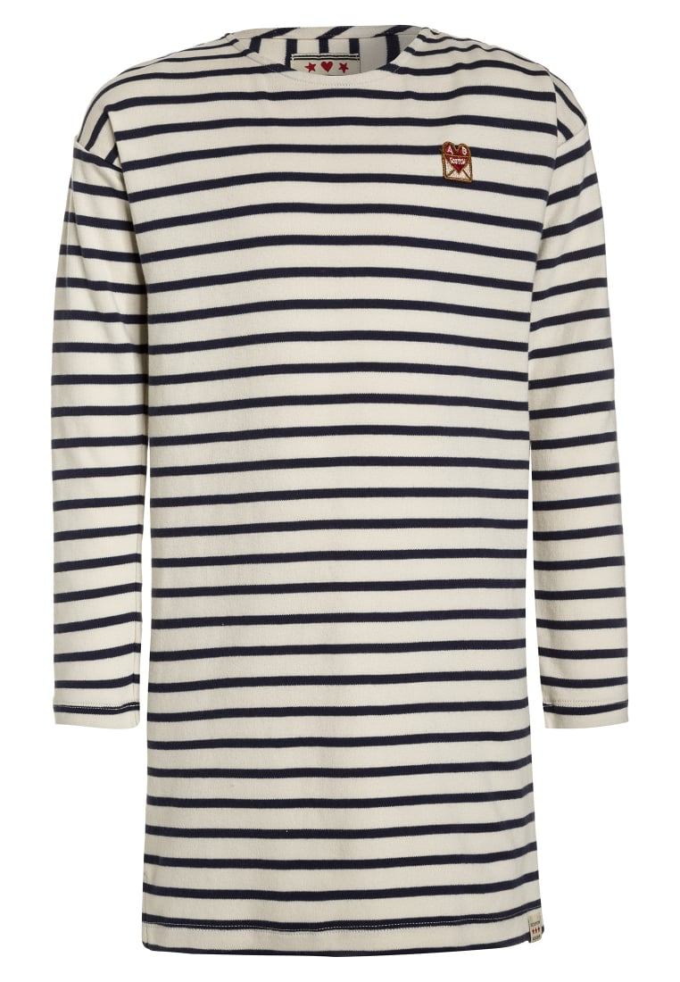 Scotch R'Belle BRETON STRIPED Sukienka z dżerseju blue - 137930