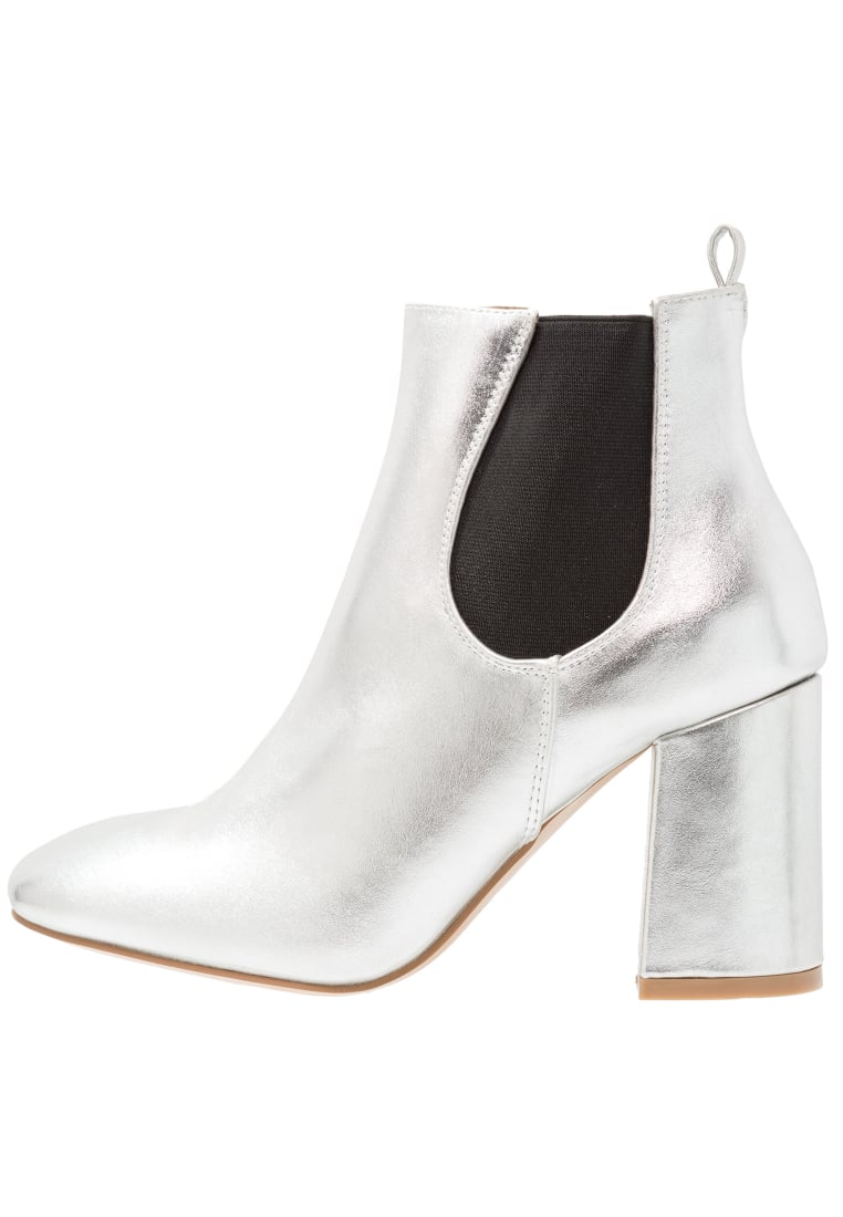 Glamorous Ankle boot silver - FW2600 TW