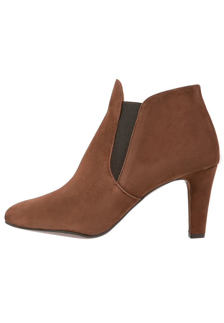 Pedro Miralles Ankle boot tabacco - 21487-BRS
