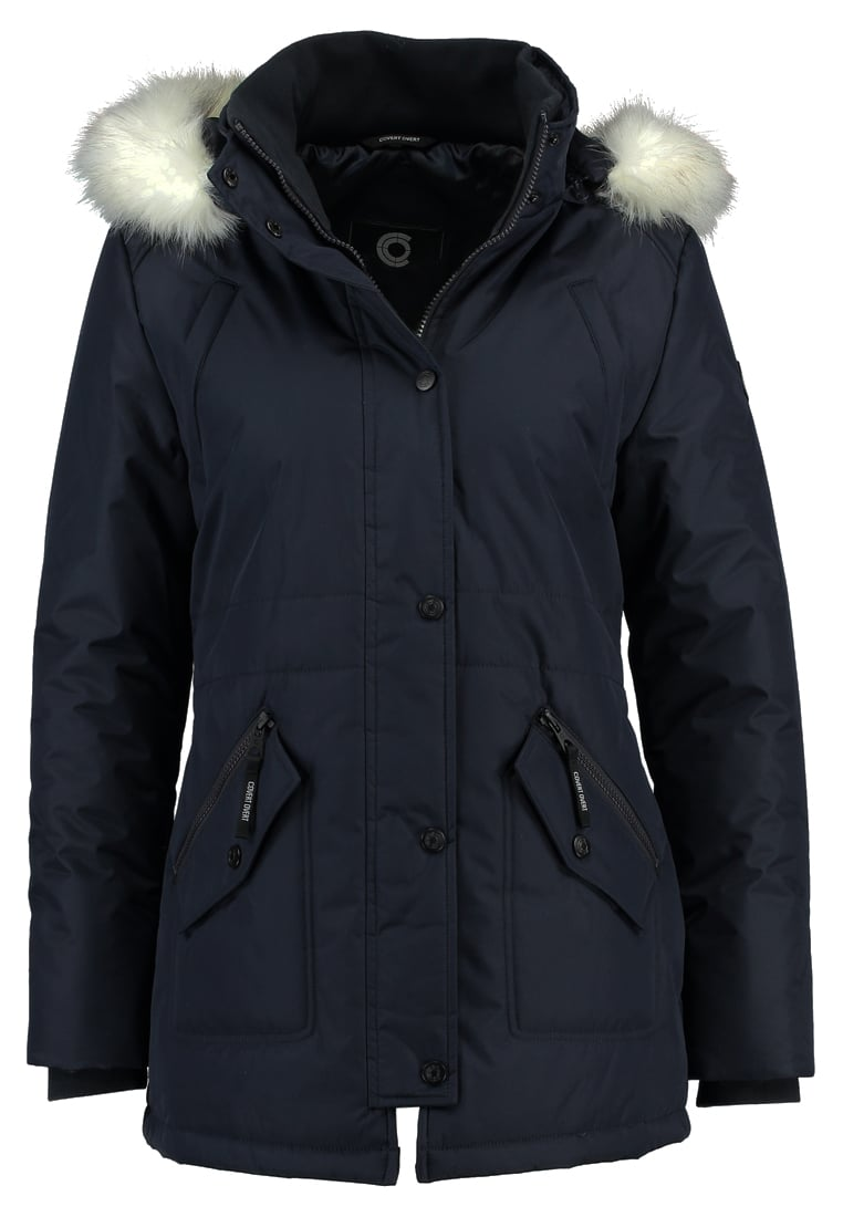 Covert Overt Parka nocturne navy - CO17W016