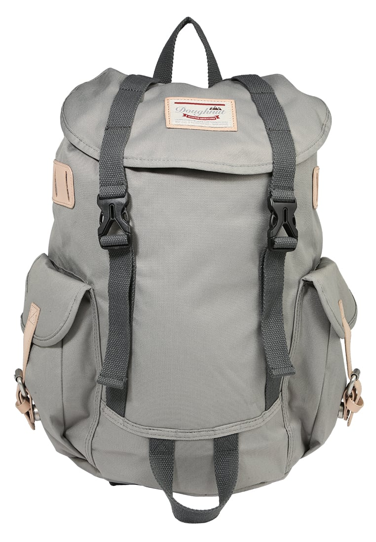 Doughnut WOODLAND SMALL Plecak light grey - D062-0007-F