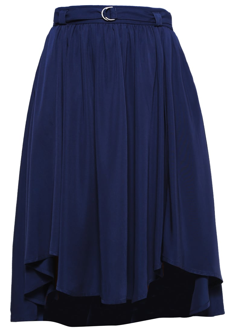 Soaked in Luxury DEMI Spódnica trapezowa dress blues - 30402286