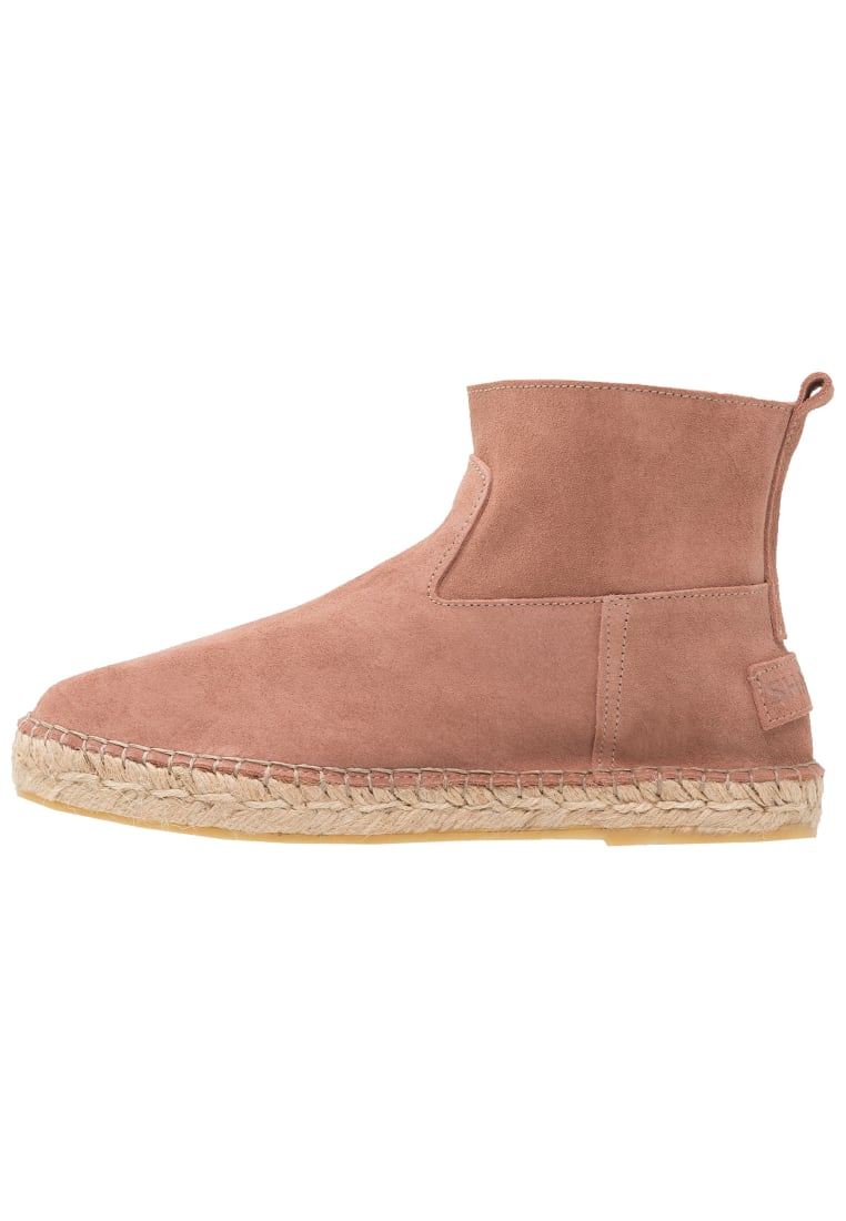 Shabbies Amsterdam Ankle boot soft rose - 152020001