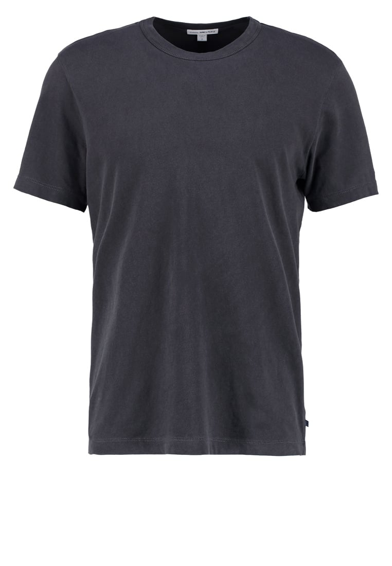 James Perse Tshirt basic carbon - MLJ3311
