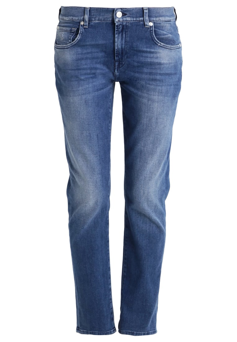 7 for all mankind Jeansy Relaxed fit left hand mid - SDLR510