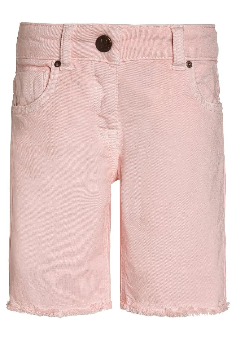 American Outfitters Szorty jeansowe power pink - 117-1628