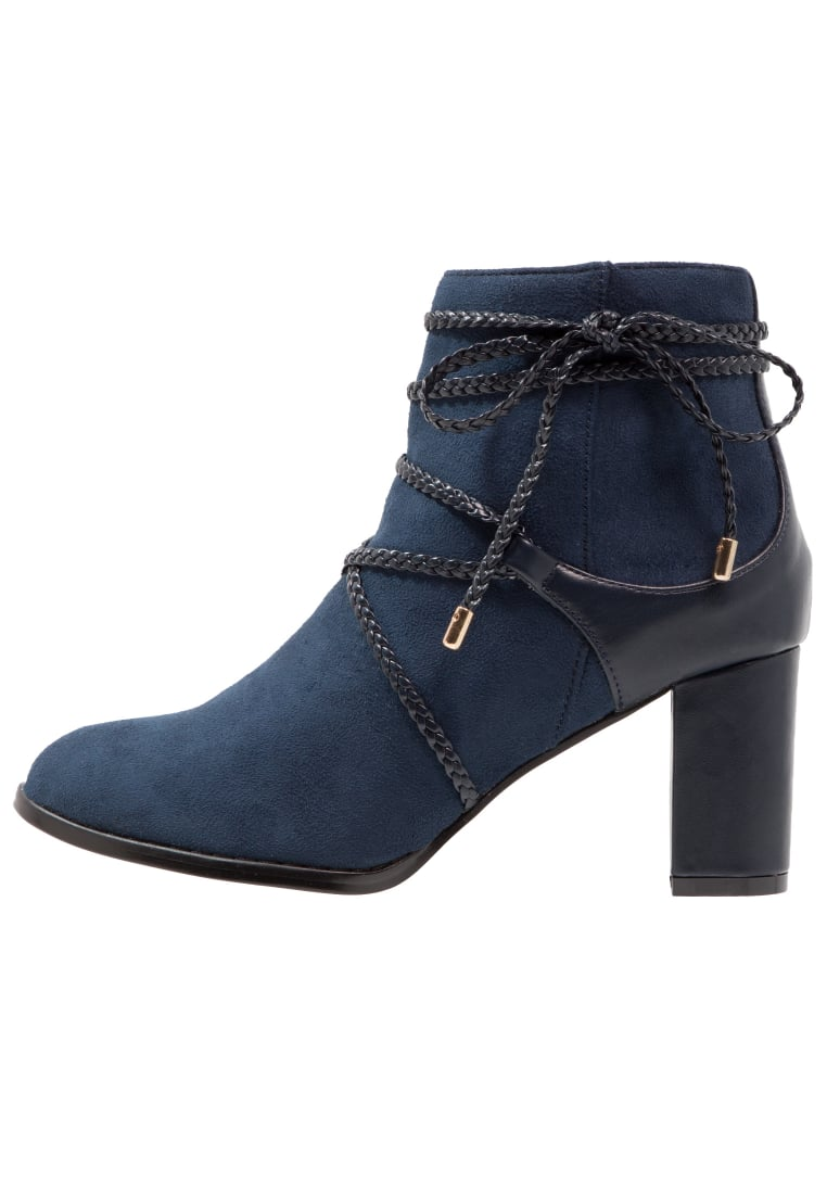 Divine Factory Ankle boot navy - TDF3112
