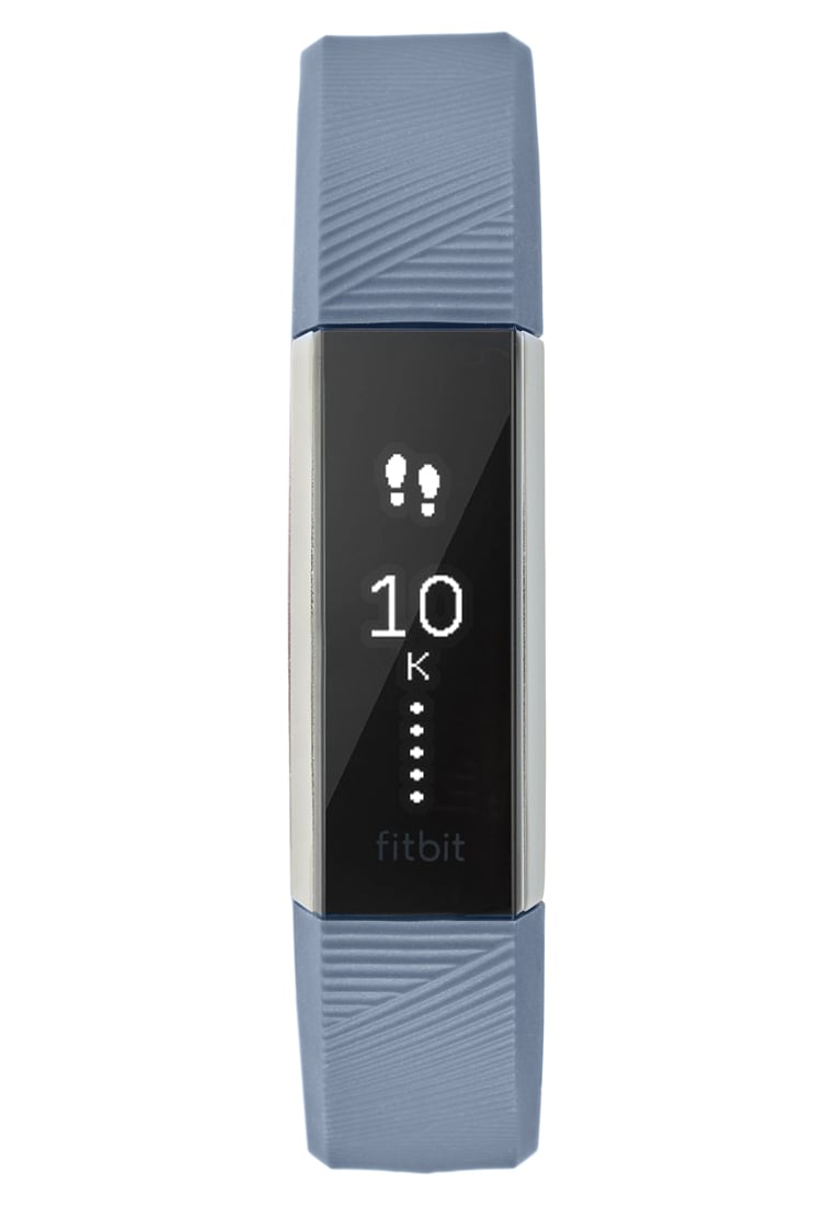 Fitbit ALTA HR Pulsometr blue gray - 40-30-95