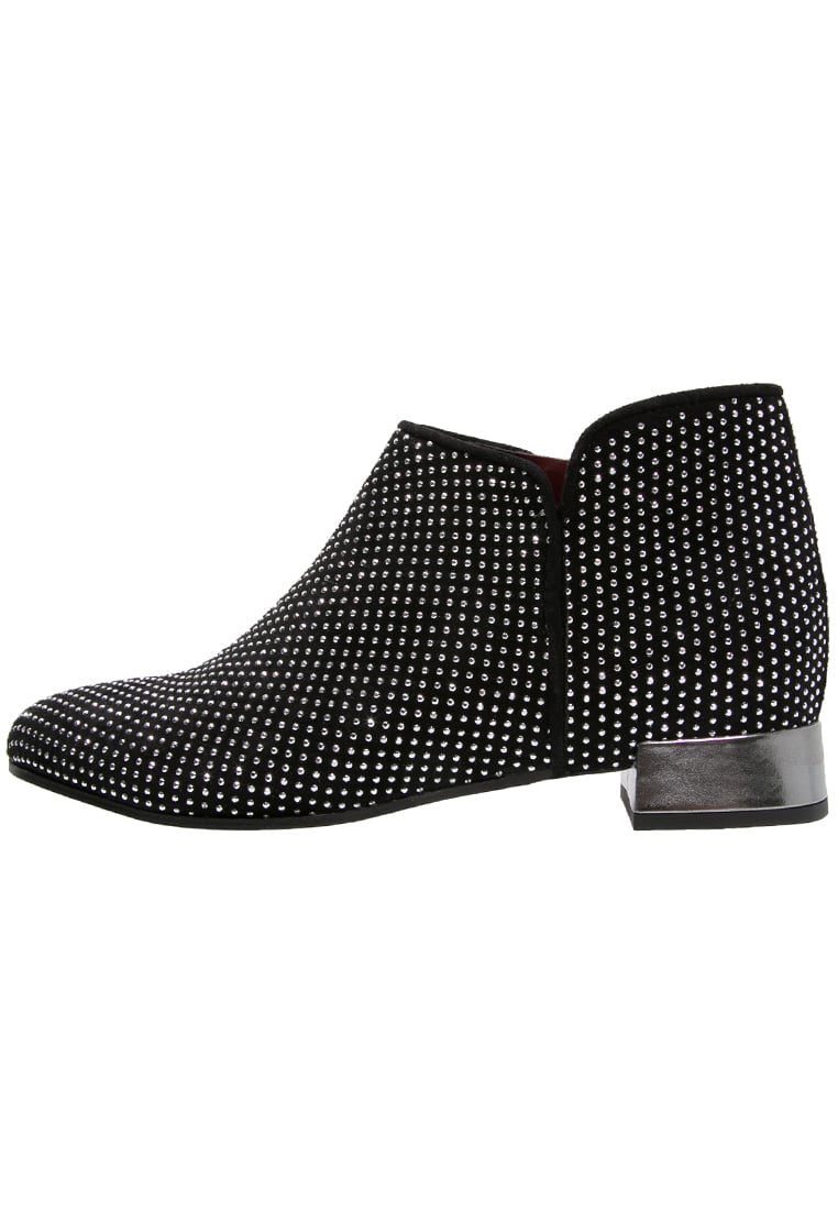 Hegos Ankle boot nero/silver - 9687