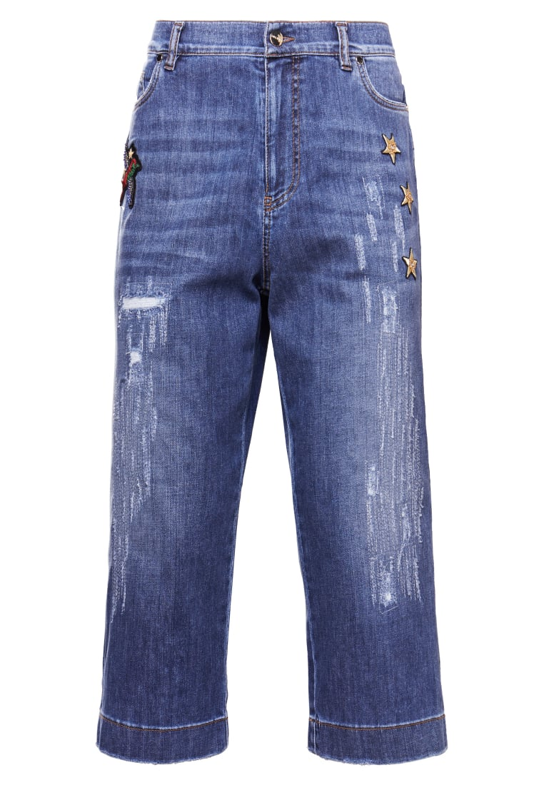 iBlues CIUFFO Szorty jeansowe blue jeans - 71860576000