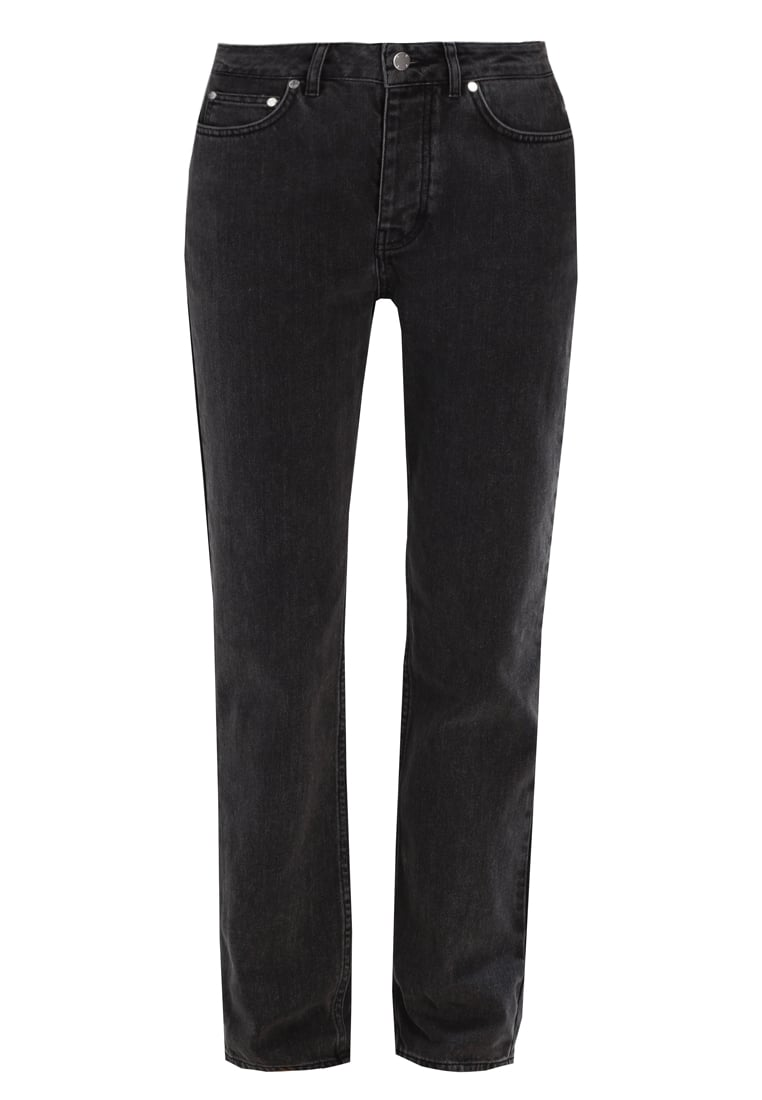 WeSC ALVISA Jeansy Relaxed fit vintage black - H409829