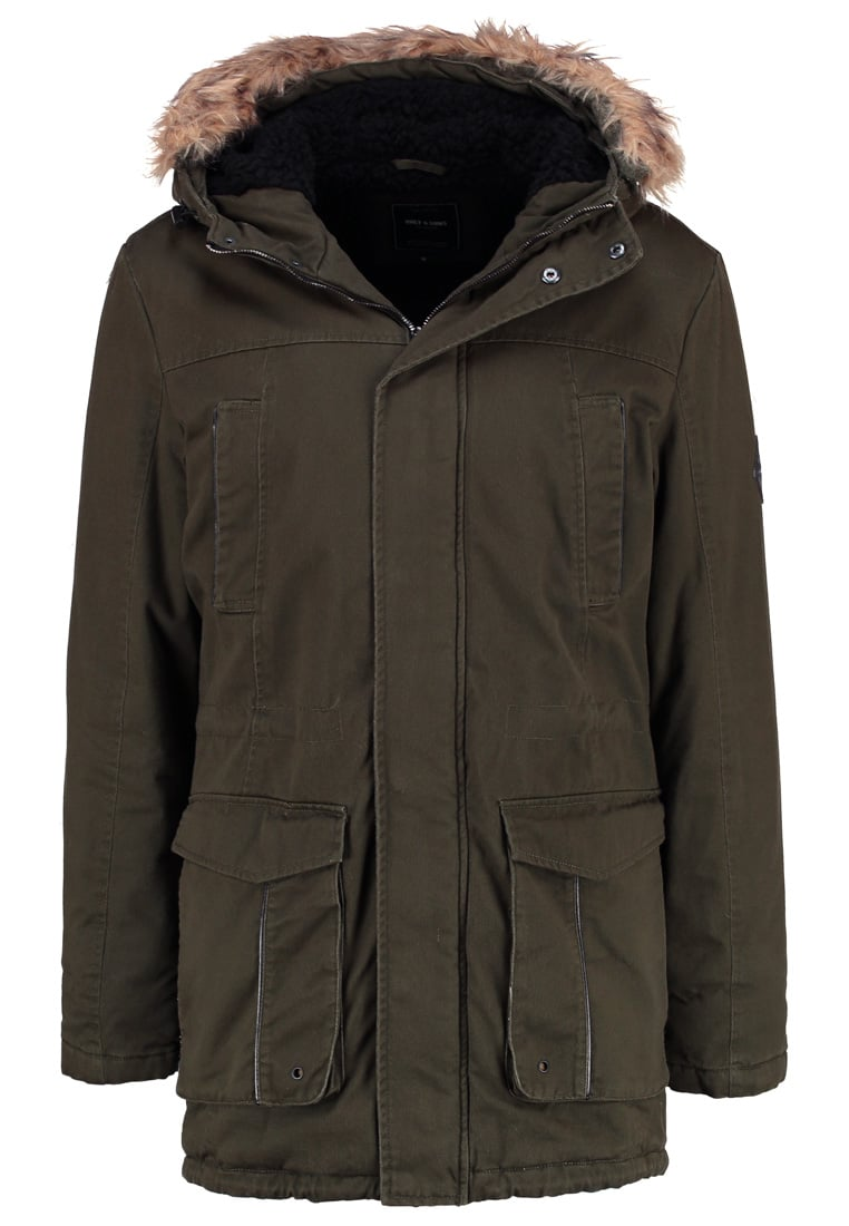 Only & Sons ONSJONAS Parka forest night - 22003860