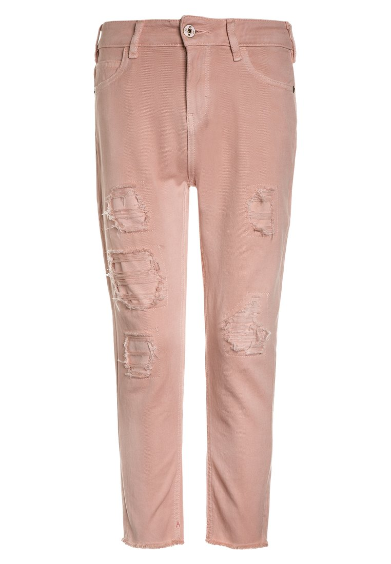 Scotch R'Belle PETIT AMI RIPPED COLORS Jeansy Relaxed Fit cherry blossom - 142122