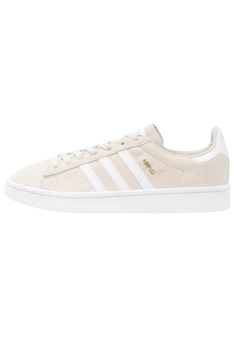 adidas Originals CAMPUS Tenisówki i Trampki clear brown/white/crystal white - CEK14