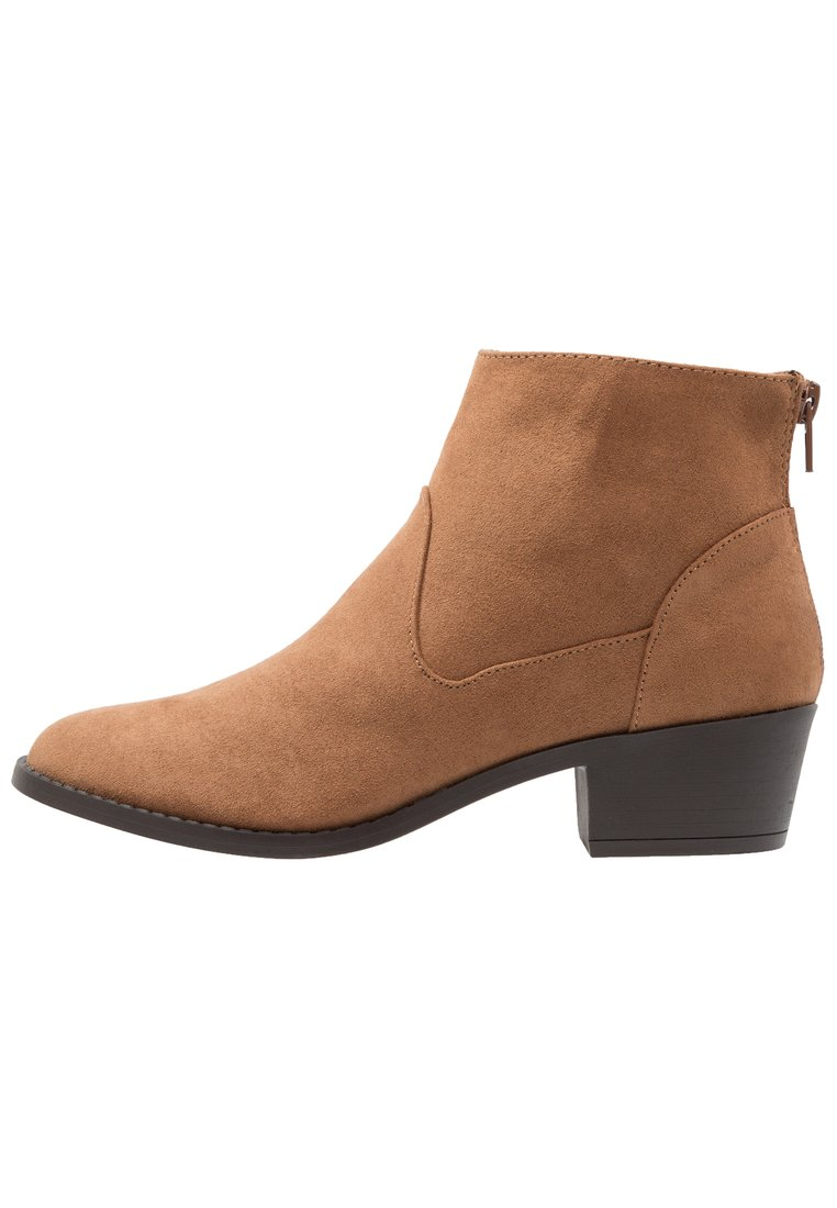 New Look ACT Ankle boot tan - 5549091