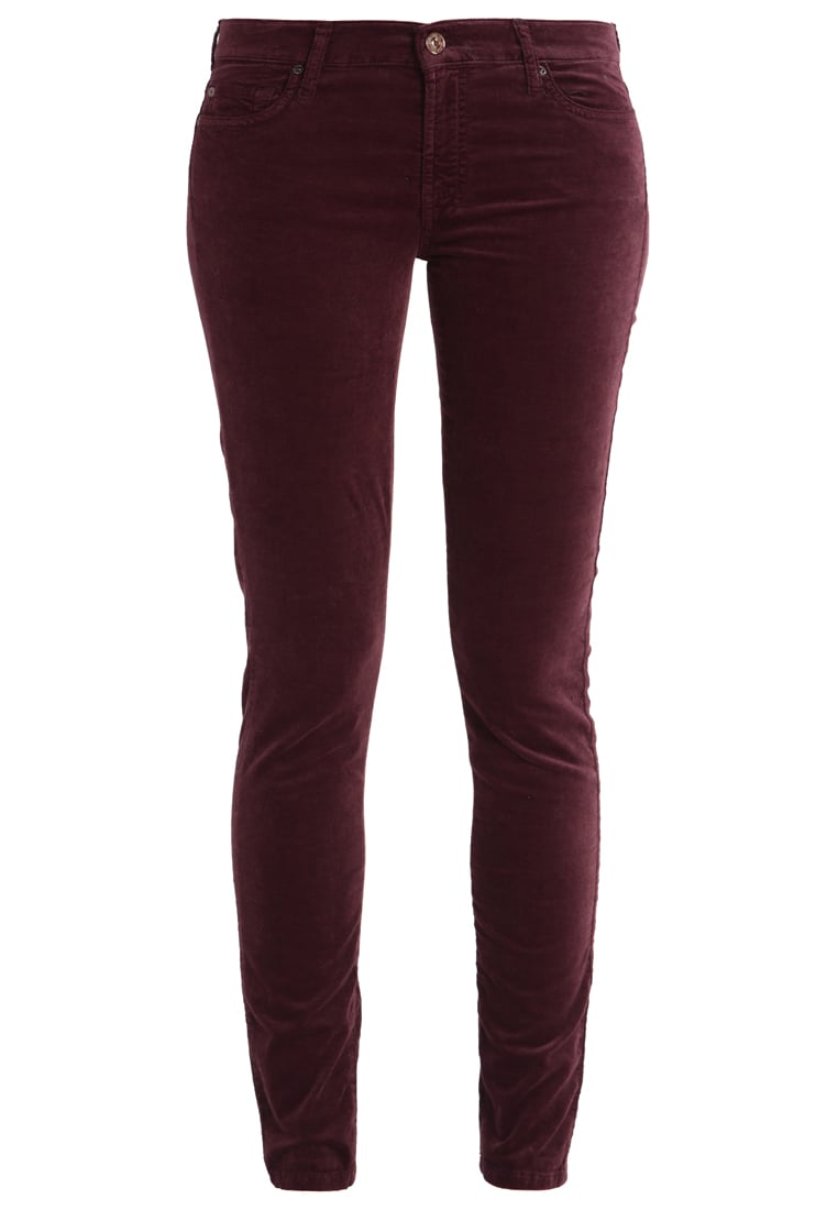 7 for all mankind Jeans Skinny Fit burgundy - SWTT560