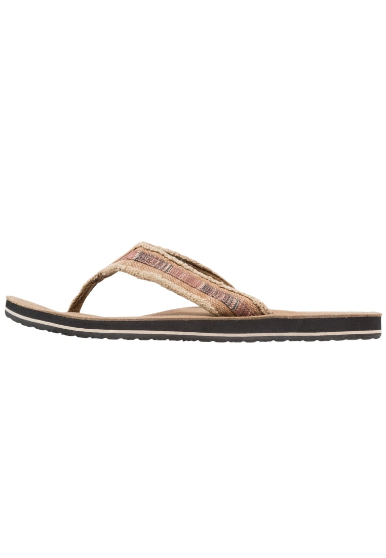 Sanuk FRAID SO Japonki red/brown - 29418051