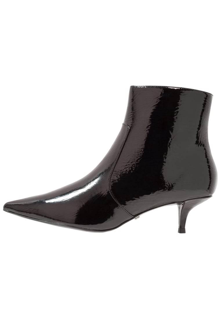 Topshop ABBA POINTED Ankle boot black - 32A40MBLK