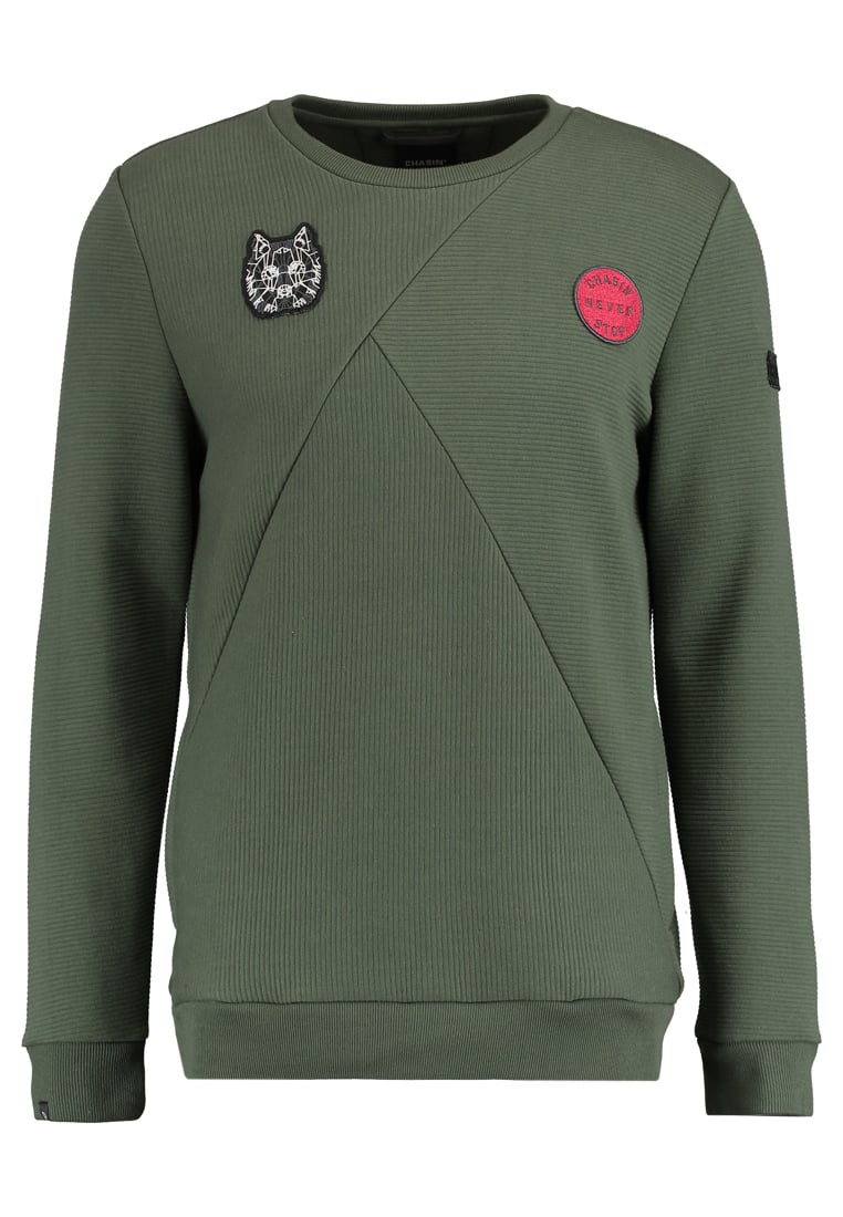 Chasin' BULLETPIECE Sweter army in the city - 4111307028