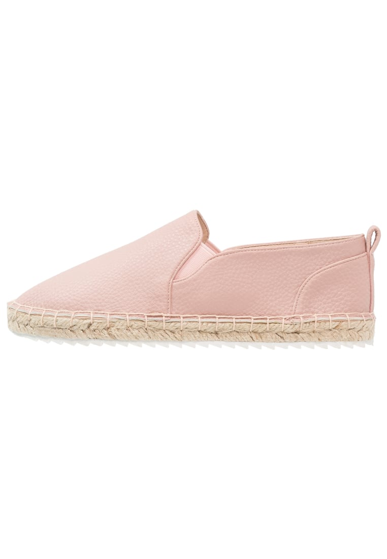 Head over Heels by Dune ELEENA Espadryle nude - ELEENA