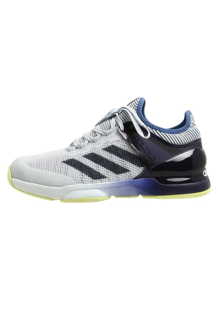 adidas Performance ADIZERO UBERSONIC 2 Buty do tenisa Outdoor blue - DWI31