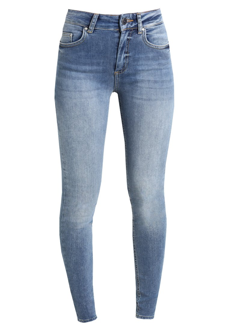 Only Petite ONLBLUSH ANKLE Jeans Skinny Fit medium blue denim - 15162196