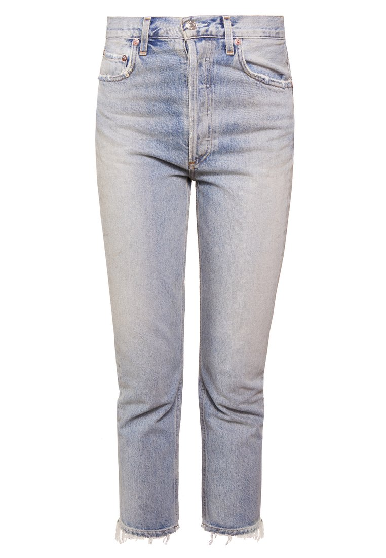 Agolde RILEY HIGHRISE Jeansy Slim Fit vanished - A056-811