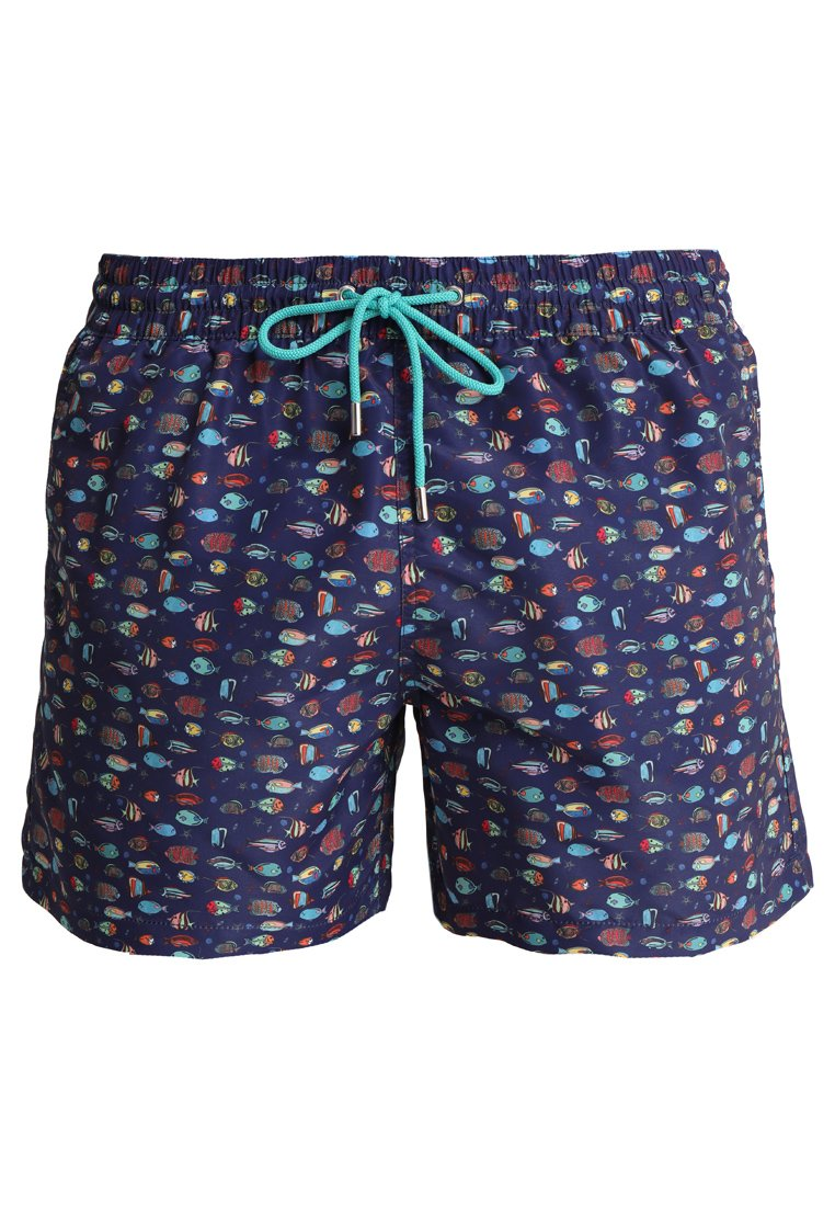 Paul Smith MEN LITTLE FISH Szorty kąpielowe blue - AUXC/239B/U181-47