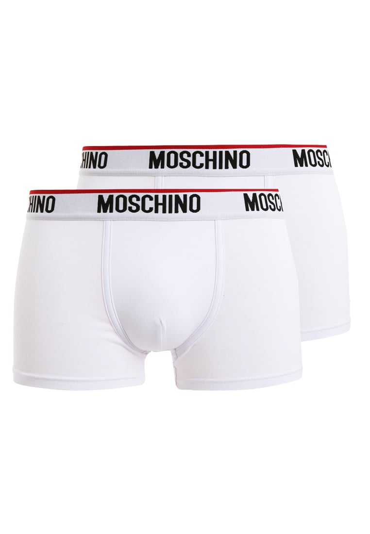 Moschino Underwear 2 PACK Panty white - MC 4704 5670