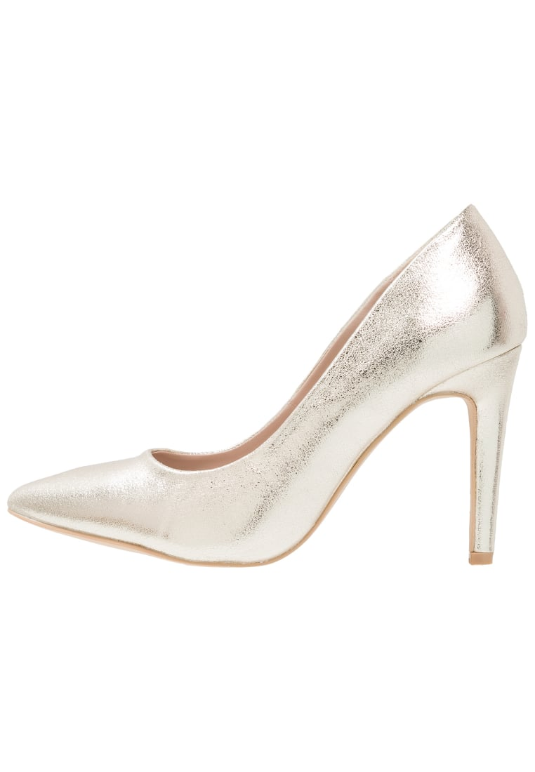 Dorothy Perkins Wide Fit EMILY Czółenka metallic - 35266142, 35263442