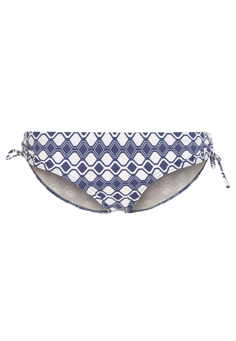 Beach Panties ST. KITTS Dół od bikini darkblue/white - BPSBG054