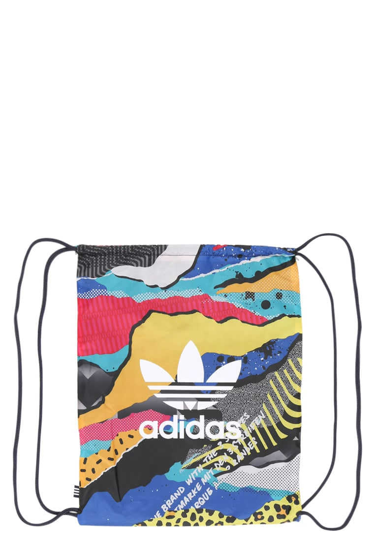adidas Originals LA CAMO Plecak multicoloured - NEJ51