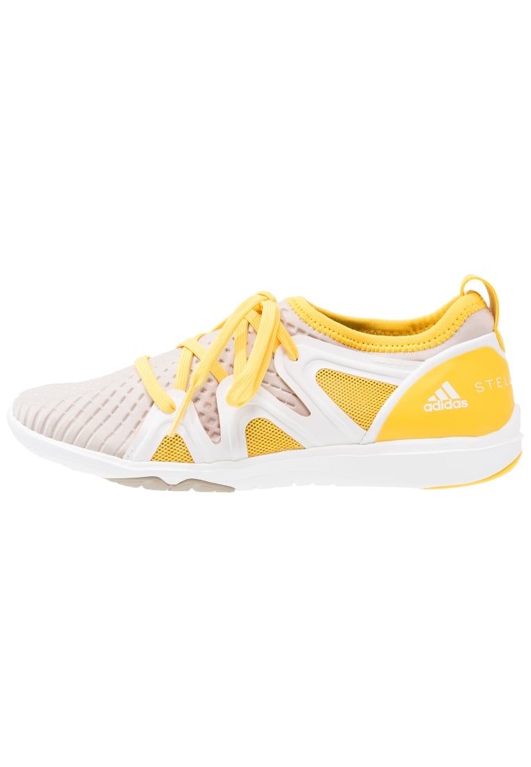 adidas by Stella McCartney CRAZYMOVE PRO Buty treningowe peach rose/footwear white/super yellow - CCX20