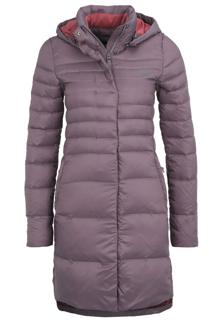 The North Face KINGS CANYON Płaszcz puchowy rabbit grey - T92TUM