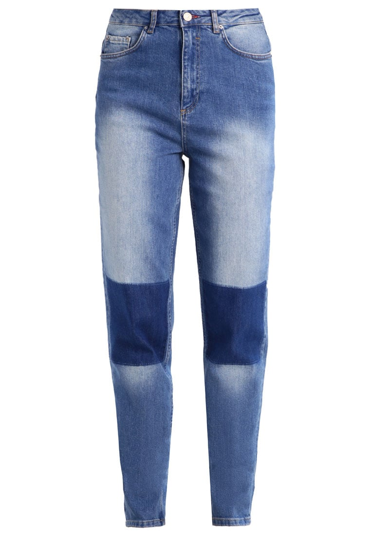 H.I.S CHIC Jeansy Relaxed fit advanced medium blue - 101206