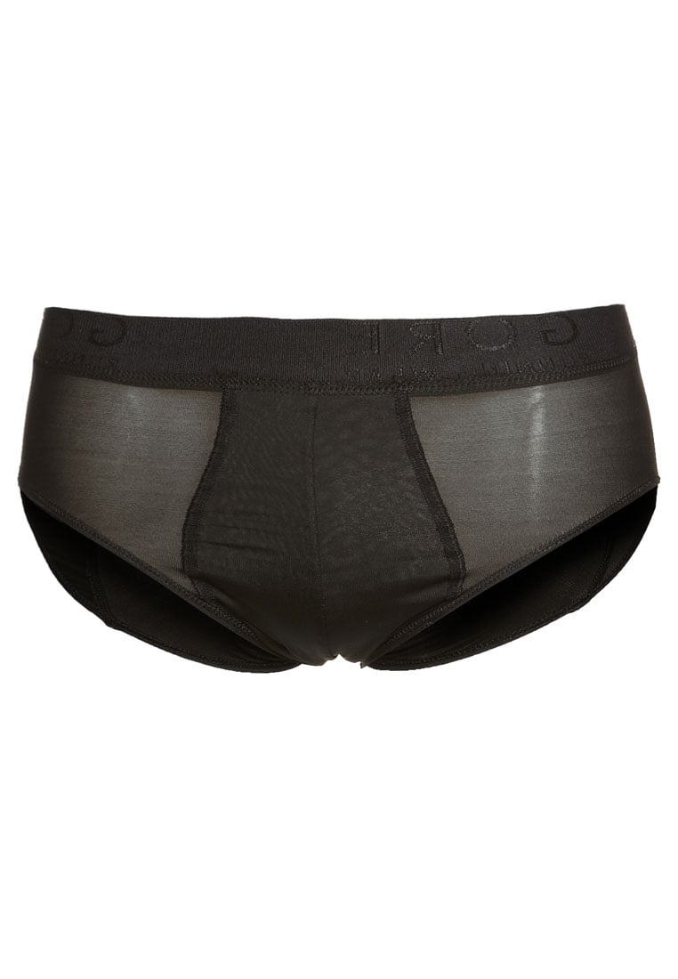 Gore Running Wear ESSENTIAL BASELAYER BRIEFS Figi black - UESSSL