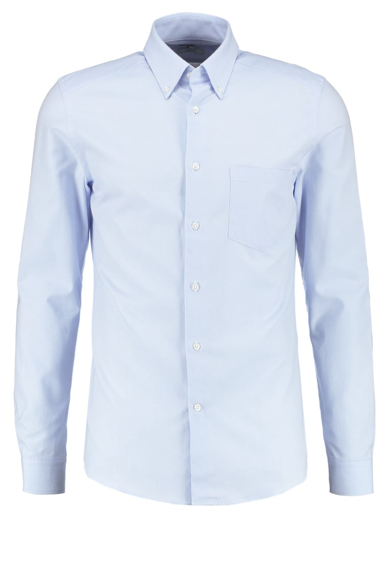 Reiss AINSLEE SLIM FIT Koszula soft blue - SLIM FIT BUTTON DOWN COLLAR